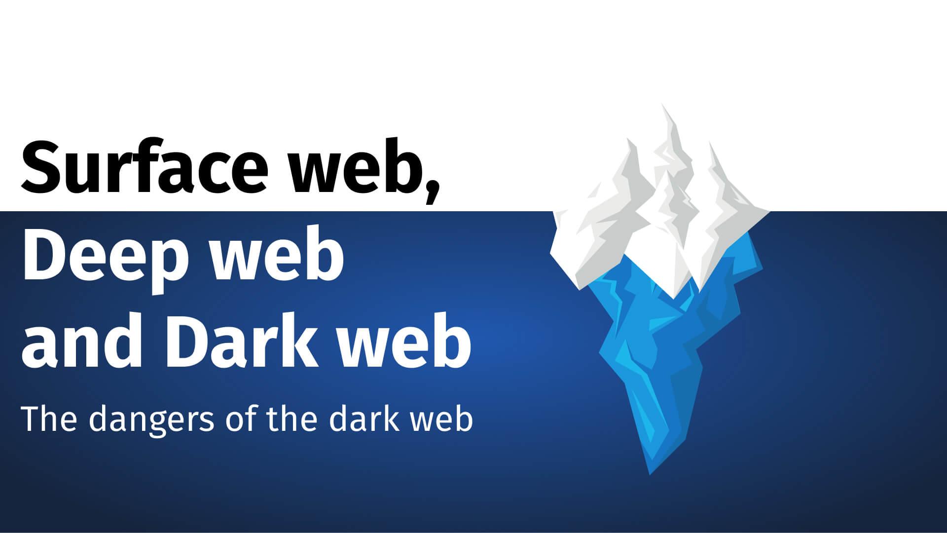 Surface Web Deep Web e Dark Web Os perigos da web obscura Hero EN
